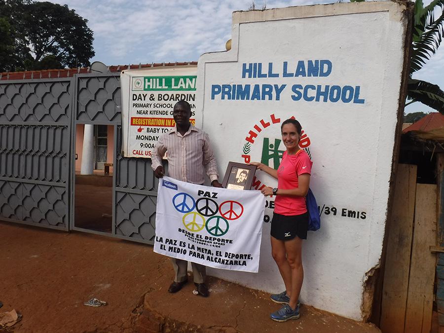patricia campos uganda paz desde el deporte
