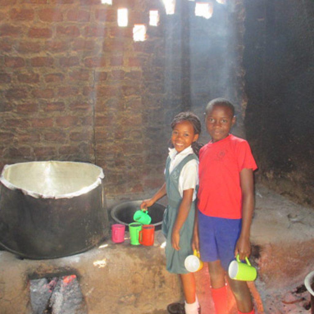 patricia campos primera semana cocina escuela