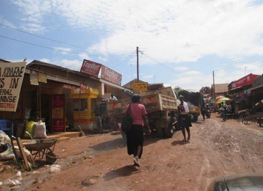 patricia campos primera semana uganda