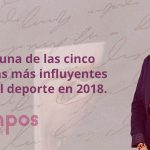 nota prensa mujeres influyentes 2018 patricia campos