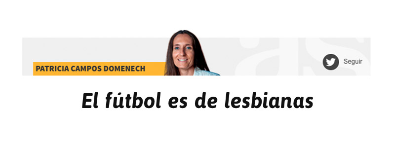 columna as futbol lesbianas