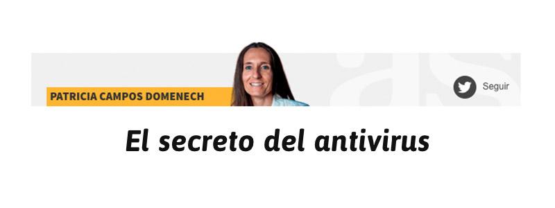 articulo as patricia campos secreto antivirus