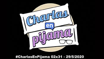 charlas pijama
